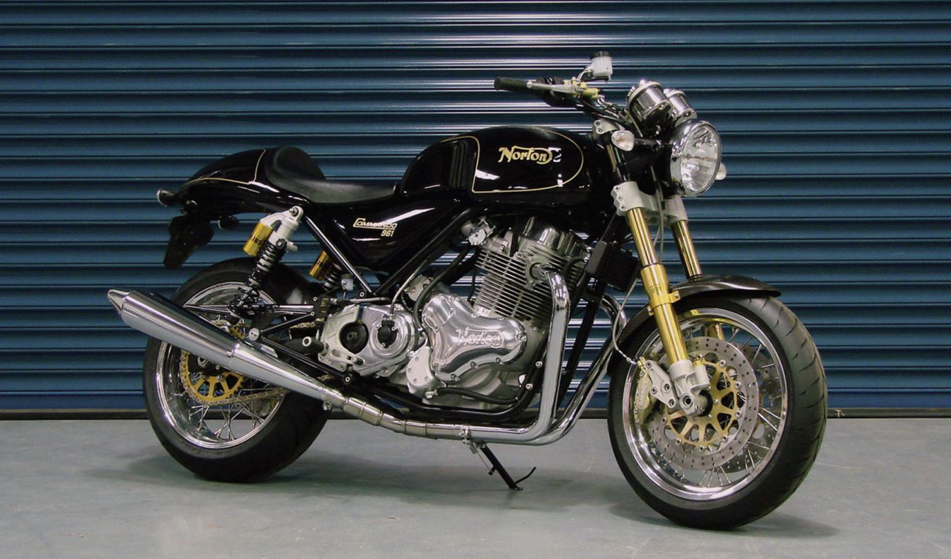 Norton Commando 961 SE